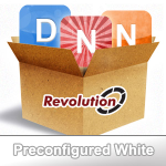 Revolution White | App-Store Apps Powered by DNN