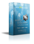 EasyDNNgallery 5.1 (image, audio & video gallery)