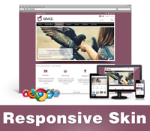 Grace-RosyBrown Skin // Responsive Design // Mobile HTML5 // Bootstrap Typography // DNN 5/6/7