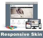 Grace-SlateGray Skin // Responsive Design // Mobile HTML5 // Bootstrap Typography // DNN 5/6/7
