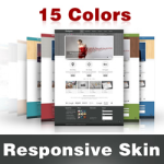Designer Skin (15 Colors) // Grid Responsive // Mobile HTML5 // Bootstrap Typography // DNN 5/6/7