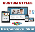 Company Skin // SteelBlue // Responsive // Unlimited Colors // Mobile // Typography // DNN 5/6/7