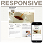PT130420_Brown Responsive Skin / HTML5 & CSS3 / Bootstrap / Corporate / Mobile / Slider / Coffee