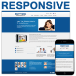 Vitality_Cool Blue Responsive Skin / HTML5 & CSS3 / Slider / Bootstrap / Mobile / Corporate skin