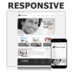 Business 120828 For DNN 6 & 7 / Responsive Skin / Free Slider / Mobile Compatible / Corporate