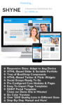 SHYNE Responsive Skin from T-WORX // DNN 7 and DNN 6 // Bootstrap Components // Portal Template