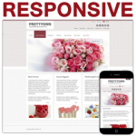 PT130420_Rose Responsive Skin / HTML5 & CSS3 / Bootstrap / Corporate / Mobile / Slider / Gift