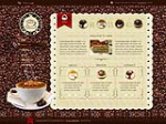 #11448.02 Cafe/Cake Shop/Bar DIV CSS W3C Skin DNN5/6/7.x free Modules