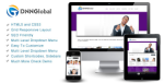 Purple business Skin.10328 with slide banner/PC ,DNN4.5.6.7