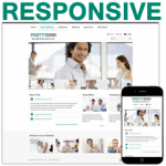 Concise_Light Sea Green Responsive Skin / HTML5 & CSS3 / Bootstrap / Corporate / Mobile / Slider