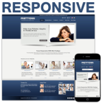 Focus_Royal Blue Responsive Skin / JQuery Slider / Isotope / Bootstrap / Tablet Mobile / DNN 7/6/5