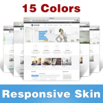 Accord Skin (15 Colors) // Grid Responsive // Mobile HTML5 // Bootstrap Typography // DNN 5/6/7
