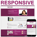 Vitality_Pink Responsive Skin / CSS3 / Slider / Bootstrap / Tablet / Mobile / Corporate / Business