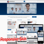 Responsive Multipurpose Skin 10329 .compatible with DNN4.5.6.7