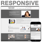 Vitality_Silver Responsive Skin / CSS3 / Slider / Bootstrap / Tablet / Mobile / Corporate / Business