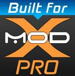 Basic List Site Map Menu Template For XMod Pro
