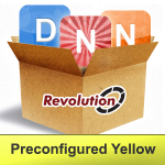 Revolution Yellow | App-Store Apps Powered by DNN