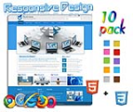 #Business Pack  20100-Responsive/Mobile/PC Skin
