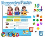 * Business Pack  20110-Responsive/Mobile/PC Skin