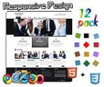 Business Pack  20120-Responsive/Mobile/PC Skin