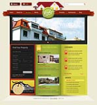 AllDnnSkins #11451.02 Real Estate DIV CSS Skin DNN5/6/7.x Free Modules