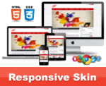 Zest Skin - Unlimited Color // 15 Containers // Responsive design // Bootstrap // DNN 5/6/7
