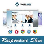 Corporate Skin // Single Color // Responsive // Mobile HTML5 // Bootstrap Typography // DNN 5/6/7