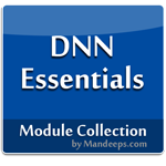 DNN Essentials Q4'13
