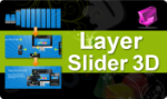 DNNGo LayerSlider 3D 2.0.1 ( gallery slider, video, Responsive, Unlimited Element, 12 skins)