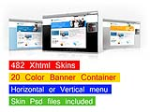 Advanced Web 2.0 XHTML W3C Skins