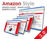 Amazon2.0 Xhtml W3C Skins