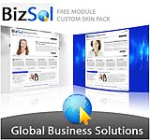 Global Business XHTML W3C Skins