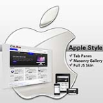Hollow Apple XHTML W3C Skins