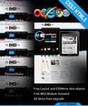 iMobile Business CSS3 Html5 Skins