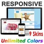 PT130420 - Single Color / HTML5 & CSS3 / Bootstrap / Mobile / Multi-use /  Responsive Skin Package