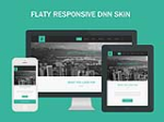 Flaty // Single Color // Responsive // Bootstrap 3 // Flat Design // Portal Template // DNN 6/7