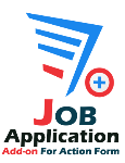 Job Application Add-on For Action Form 1.0