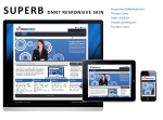 Superb DNN Responsive Skin with Banner Containers DNN6 and DNN7