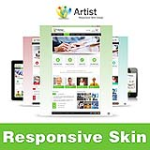 Artist Skin // Single Color // Responsive // Mobile HTML5 // Typography Bootstrap // DNN 5/6/7