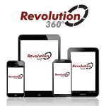 Revolution360 // White //  iOS License // App-Store Apps Powered by DNN