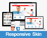Responsive // Health // Medical //  HTML5 // Bootstrap 3 // Elegant Design //  DNN4.5.6.7