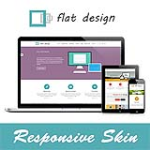 Flat Skin // Single Color // Responsive // Retina // Site Template // Typography // DNN5/6/7