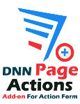Page Actions Add-on For Action Form 1.0