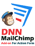 DNN MailChimp Add-on For Action Form 1.0