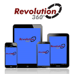 App-Store Apps Powered by DNN  // Revolution360 // iOS License // Blue