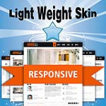 HTML5 CSS3 // Light Weight// Clean // Responsive // Mobile // Portal templates // DNN7/6/5