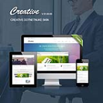Blue Creative - Responsive Multi-Purpose Skin // Single Color // Bootstrap // Template // DNN 6/7