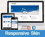 Responsive // Universe // HTML5 // Bootstrap 3 // 2 Home Option // Mega Menu //  DNN5.6.7