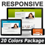 Focus Responsive Skin (Single Color) / Mega Menu / Slider / Isotope / Bootstrap / Mobile / Social