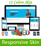 Nice // Enterprise License // Multi-Purpose Skin // Responsive // Bootstrap // Retina // DNN 6/7